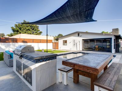 Photo for Heart of San Diego in Old Town. Private Oasis- 5 heated pool & Jacuzzi NEAR ALL.