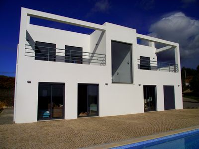 Photo for Modern villa in peaceful rural location close to Tavira with wonderful sea views