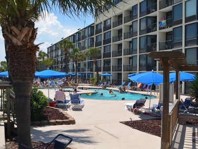 Photo for Peppertree Ocean Club Resorts - Beach Front North Myrtle Beach, South Carolina