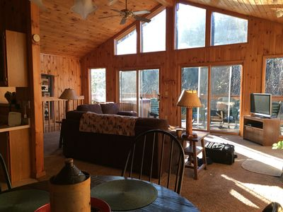 Photo for Almost Heaven - Relaxing Mountain Cabin In The Great Smoky Mountains