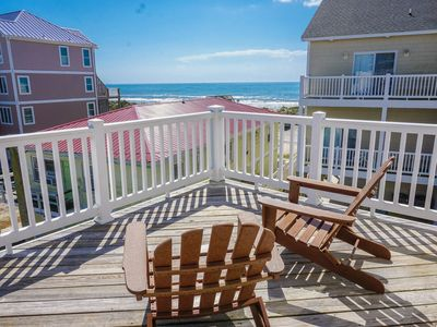 Photo for NEW to VRBO-  Desirable Sea Star community.  4 BR, community pool & ocean view