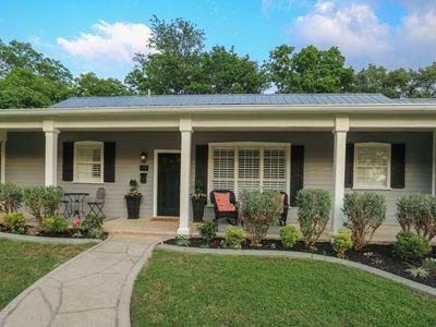 Photo for 2BR Bungalow Vacation Rental in Fredericksburg, Texas