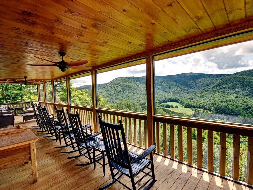 Amazing Mountain Views Best In Blue Ridge Vrbo