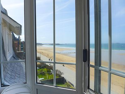 Photo for Apartment Les Nielles in Saint Malo - 4 persons, 1 bedrooms