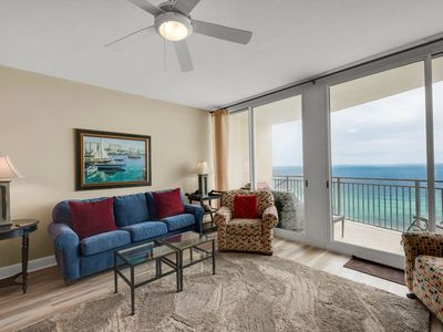 Photo for 1205 -Cottage Style Condo with Sweeping Gulf Views