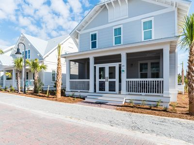 Photo for 30A Prominence S.–New Luxury Dog-Friendly Home, 2 Masters (1 on main), sleeps 11