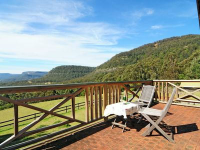 Photo for Alcheringa Cottage - Amazing Location with views!