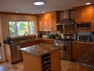 Photo for Winter Rental in Sunny Santa Barbara - 3bdr/2bth on Mesa with peek of the ocean