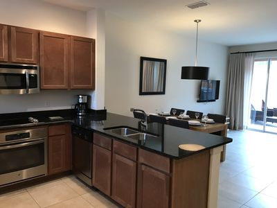 Photo for Apartment in Kissimmee with Air conditioning, Parking (637625)