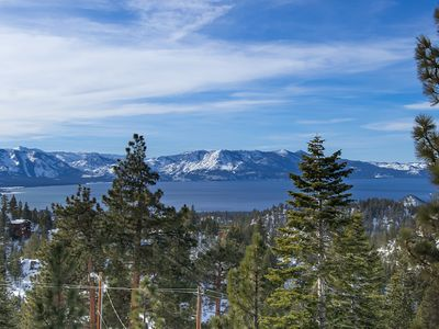 Photo for Deluxe Tahoe Home with Exquisite Furnishings and Lake Views (UK18A)