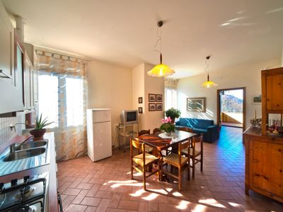 Photo for Holiday home vacation rentals in Tuscany near Florence - Chianti: IL CASTAGNO