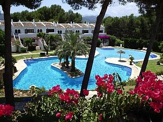 Photo for 1BR Apartment Vacation Rental in Denia, CN
