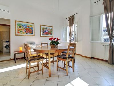 Photo for Florence Scala apartment in Santa Maria Novella with WiFi & air conditioning.