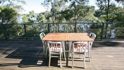 Photo for Ultimate Lakeside Retreat - Expansive lake views just 10 min to Bermagui  & Tilba- Tur6