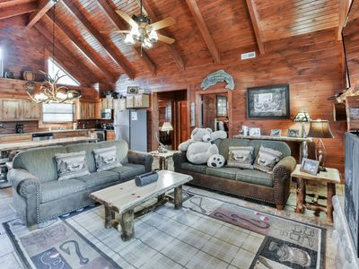 Photo for Lunker Lodge Awaits your Family