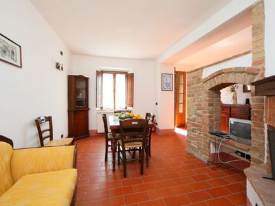 Photo for House in Castiglione d'Orcia with Parking, Internet, Washing machine, Pool (118069)