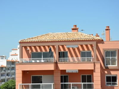 Photo for Stunning 2 bedroom apartment with sea views only minutes from the beach