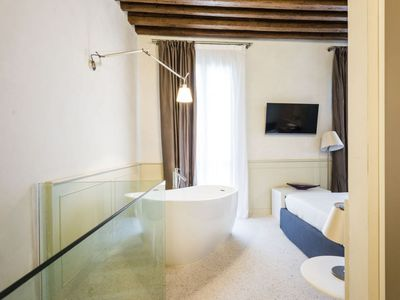 Photo for MyPlace San Marco Romantic Jacuzzi
