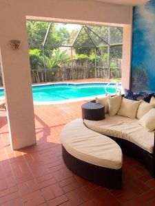 Photo for Perfect Location: Find Your Bliss In 3 Br/2 Ba Pool Home Vanderbilt Beach