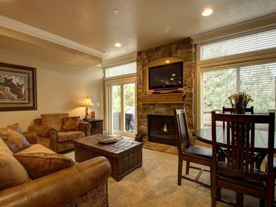 Photo for Lakeside 85: Condo - Pineview Reservoir Vacation Rental