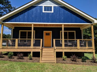 Photo for Brand New Allergy Friendly Home 10-15 minutes from Asheville and Black Mountain
