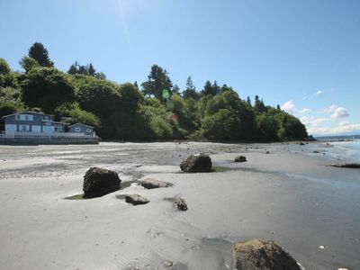 Photo for Ferry Landing cottage on Vashon Island