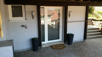 Photo for Newly renovated apartment in a half-timbered house, quiet location.