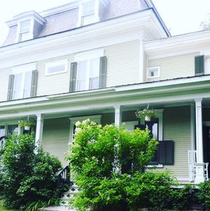 Photo for Historic 1868 'Elm House'-Cozy, Spacious, Peaceful & Perfectly Located!