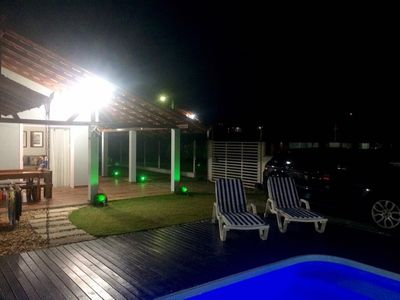 Photo for EXCELLENT HOUSE, WITH SWIMMING POOL, 150 METERS FROM THE BEACH