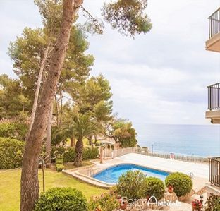 Photo for Beautiful apartment Salou with sea views.   Port Aventura