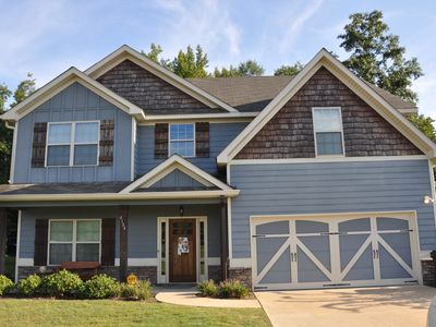 Photo for 5 Bedroom Home Perfect For Football Season Or For Your Visit to Auburn !!!