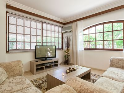 Photo for Beautiful 3 bedroom apartment in Voula