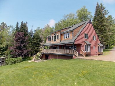 Photo for Spacious and private home located on Rangeley Lake