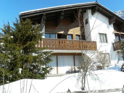 Photo for Apartment Darbluena Sut in Flims - 6 persons, 3 bedrooms
