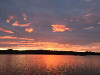 Photo for Loon Lake Sunset View