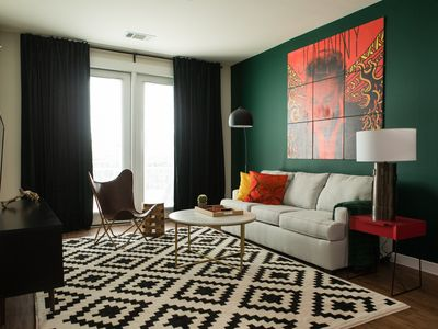 Photo for Stylish 1BR in North Austin by WanderJaunt