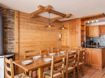 Photo for The Val Thorens **** Balconies - 5 Rooms 8/10 People