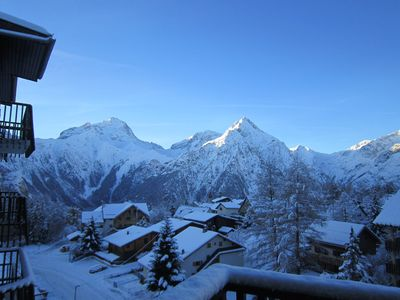 Photo for Duplex 53m2 at the foot of the slopes - 6-8 people