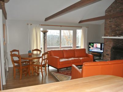 Photo for NEWLY RENOVATED Condo on Bromley Mountain with the Best View!!!!