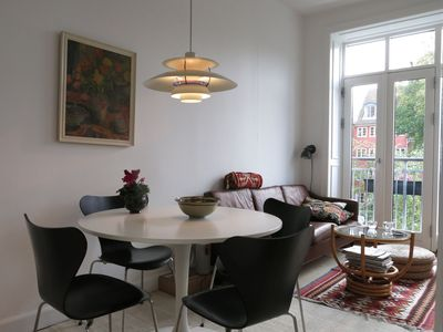 Photo for City Apartment in Copenhagen with 1 bedrooms sleeps 2