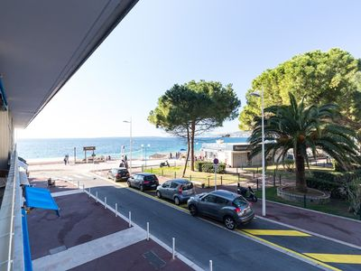 Photo for LES RIVES D'OR - 3 rooms - Sea view- Garage - Aircondionning
