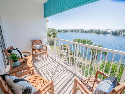 Photo for Paradise 30A~Sea La Vie~water views~community pool~book now!