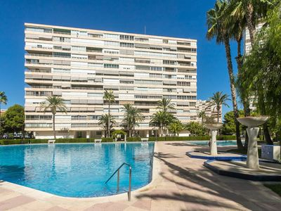 Photo for Beach & Golf, luxury holidays, in exclusive apartment