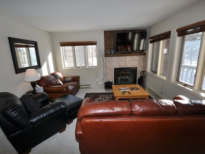 Photo for Gore Creek Meadows D10 3 bed 3 bath East Vail Condo