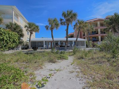 Photo for Oceanfront Cottages in Indian Rocks Beach - 3 Palms Cottages  by Beach Time Rentals