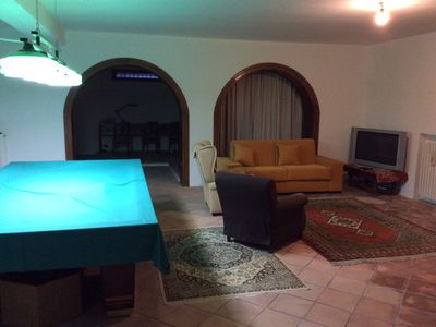 Photo for Tavern in the villa 3 km from the city center and 10km from marent marent.