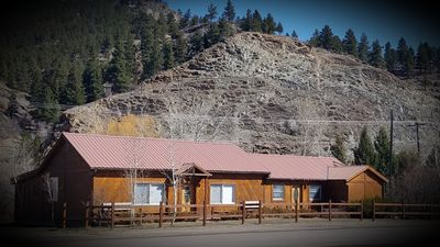 Photo for Canyon Cottages, Wolf Creek, Montana
