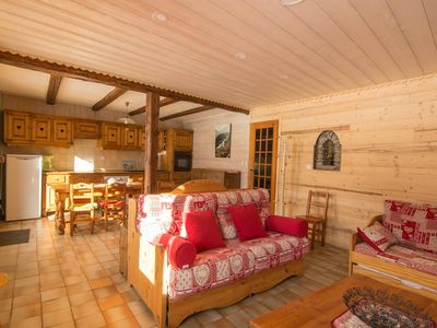 Photo for 3 rooms 6 people 3* 3 épis exposed South