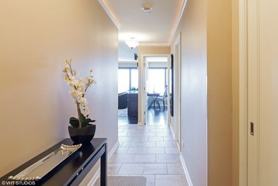 Front foyer - Welcome!