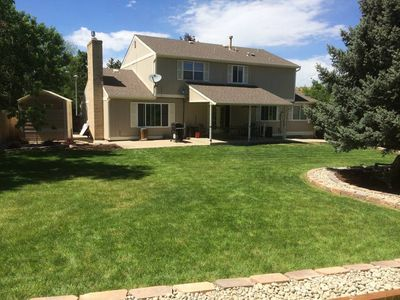 Photo for ***Beautiful 7 BEDROOMS! 9 BEDS! Smack-Dab Central Between DENVER and BOULDER***